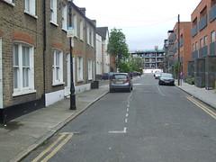 Blondin Street (Mintcake1972) Tags: london blondin street bow terraced houses homes housing road