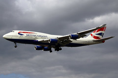 British Airways Boeing 747-436 G-BNLF LHR 18-05-13 (Axel J. - Aviation Photography) Tags: london airport heathrow aircraft aviation airline boeing flughafen flugzeug britishairways aeropuerto flugplatz 747 avion lhr airfield aviao aviones vliegtuig aviacin luftfahrt luchthaven fluggesellschaft gbnlf