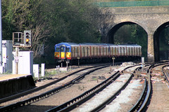 IMG_5891 (Colin.P.Brooks Railway Photography & Frinton) Tags: surbiton emu southwesttrains swt electricmultipleunit class455 monday29thapril2013