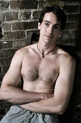 Drew 156 (Violentz) Tags: shirtless portrait man cute sexy male guy model skin drew handsome