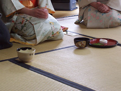 Graduation Tea Ceremony (Crowbeak.Sasquatch) Tags: club japanese  teaceremony