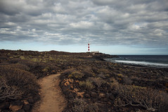 Follow the way - Week 3 (BeAfricanita) Tags: lighthouse faro camino canarias