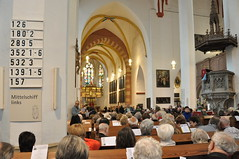 Leipzig, Motette in der Thomaskirche, 25.5.13 (ritsch48) Tags: deutschland leipzig sachsen thomaskirche thomanerchor motette gewandhausorchester