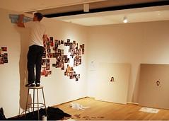 Exposición en la Academia de Bellas Artes de Pensilvania 2007