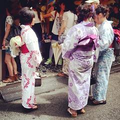 Girls in kimono (sunsetbaytravel) Tags: trip travel people anime nature beautiful japan temple tokyo pagoda kyoto asia skyscrapers buddha pray praying nintendo manga hiroshima videogames temples trips nippon odaiba nara viaggi viaggio nagasaki giappone tempi tempio
