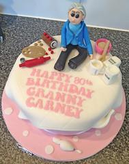 Granny Baker Cake