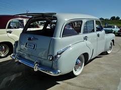 1956 Holden FJ station wagon (sv1ambo) Tags: station wagon 1956 fj holden 2013 shannonseasterncreekclassic sydneymotorsportpark