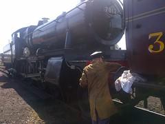 IMG-20130506-00127 (Tom Willcox) Tags: uk heritage train railway steam severn valley locomotive preserved volunteer publictransport manor severnvalley svr severnvalleyrailway kidderminster 7812 erlestoke erlestokemanor