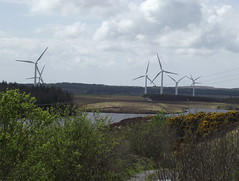 Wind Power in Ireland. (firehouse.ie) Tags: technology rural countryside source alternative renewable natural windpower electricity electric coclare eire countyclare loughnammina wind power ireland farm lough nammina doolugh county clare