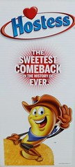 Hostess The Sweetest Comeback in the history of ever (SA_Steve) Tags: cowboy hostess twinkie twinkiethekid flickrandroidapp:filter=none