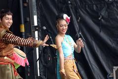 DSC_6894 Thai cultural dancing Trafalgar Square London (photographer695) Tags: london square dancing trafalgar thai cultural