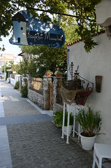 street of olimpiada (pineider) Tags: nikon hellas greece grecia d800 ellas ellada olimpiada stageira