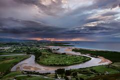 Monte La Picota (Marce Alvarez.) Tags: costa mar paisaje atardeceres playas cantabria cantabrico liencres