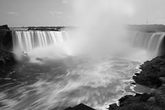 Horseshoe Falls (Jemlnlx) Tags: usa ontario canada canon eos waterfall mark united iii side 9 canadian niagara falls stop nd l 5d horseshoe states usm f28 ef density hoya neutral ultrasonic 2470mm nd400 ndx400