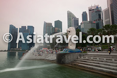 singapore_merlion_0010_5616x3744_240dpi (Asiatravel Image Bank) Tags: travel singapore asia merlion asiatravel singaporemerlion asiatravelcom