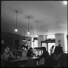 Takk Manchester (breakbeat) Tags: hipstamatic helgavikinglens rockbw11film iceland takkmanchester manchester icelandic themed coffee shop travel