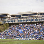 """<b>HomecomingFootball2013_AL_02</b><br/> Homecoming 2013 footbal game against Loras College. This was the 100th season of football for Luther College.  Septmeber 5th 2013. Photo by Aaron Lurth<a href=""""http://farm3.static.flickr.com/2890/10140307464_6a96277d42_o.jpg"""" title=""""High res"""">∝</a>"""