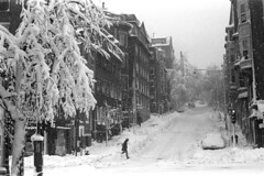 020369 15 (ndpa / s. lundeen, archivist) Tags: street winter people blackandwhite bw snow storm cars 1969 film monochrome boston corner 35mm buildings ma blackwhite massachusetts nick snowstorm pedestrian intersection 1960s stoplight february snowfall blizzard parkedcars beaconhill snowcovered winterstorm charlesstreet dewolf heavysnow mtvernonstreet bigsnow coveredinsnow recordsnowfall recordsnow nickdewolf photographbynickdewolf