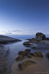 Cala Roques Planes (Joan Trias) Tags: mar catalonia catalunya paisatge baixempordà llargaexposició
