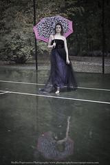 Rain Rain go away.... (MaRia Popi Photography) Tags: art portraits reflections models