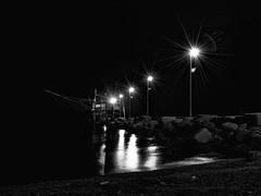 [AA0501]* 2013/11/03_002 (sdb66) Tags: sea bw italy water night mediterraneo italia mare outdoor molo ch abruzzo adriatico sanvitochietino trabocco marmediterraneo costadeitrabocchi mareadriatico nikkorafs1735mmf28d nikond800e