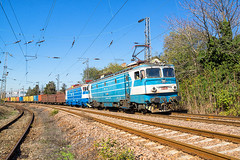 Special delivery from Cluj (BackOnTrack Studios) Tags: class 124 bulgaria 100 burgas 46 cluj 125 bdz le5100