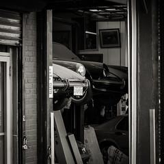 sleeping beauty 1969PORS - SS30.jpg (Frederic-JG) Tags: newyorkcity november usa newyork car illustration brooklyn digital novembre garage brooklynbridge manhattanbridge porsche911 vehicule 2013 wwwfredericjgcom fjgphotography fredericjgblanque