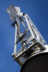 Holgate Windmill fantail, November 2013 (3)