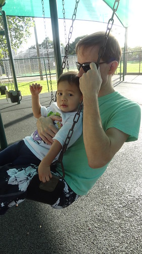 swing with daddy 3