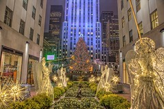 2013 Rockefeller Center Christmas Tree Lighting #Flickr12Days