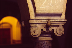 064-31 (25 minutes) Tags: yellow stone mouse eos 50mm europe palace carve classical column f18 danmark 50d
