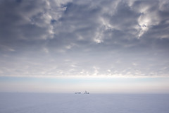 Hameau Nordique (Renald Bourque) Tags: winter snow canada nature canon photographer quebec hiver québec fabuleuse