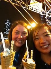 McDonalds World-wide (MaggieHuettl) Tags: friends brazil riodejaneiro culture mcdonalds icecream adventures