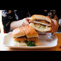 (Masahiro Makino) Tags: japan photoshop canon eos kyoto sandwich adobe   tamron f28 tonkatsu lightroom misokatsu  porkcutlet 1750mm 60d  20121011141358canoneos60dls640p