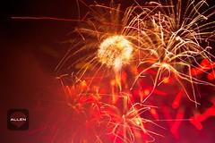 Happy New Year Fireworks (Allen_2 ll YA_ ) Tags: new happy year firework