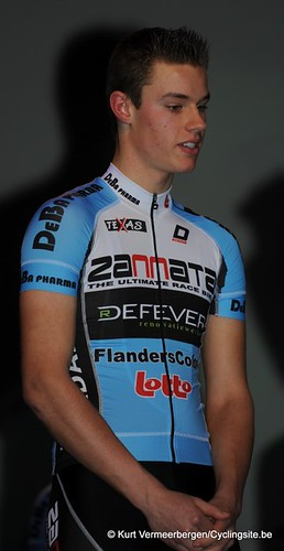 Zannata Lotto Cycling Team Menen (303)