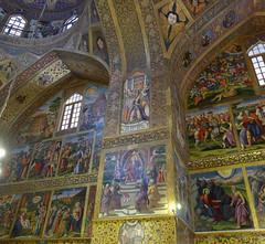 P1050221 (H Sinica) Tags: iran persia pars esfahan isfahan fars 波斯 vankcathedral 伊朗 伊斯法罕 holysaviorcathedral churchofthesaintlysisters 旺克大教堂