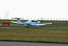 Diamond DA 40D Star TDI, G-OCCU (Scotty2681) Tags: goccu diamondda40dstartdi