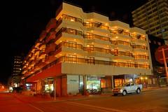 Golden Beach fachada nocturne