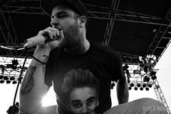 Frankie Palmeri (Scenes of Madness Photography) Tags: park trip music field festival by ball photography march nikon texas baseball stadium live south grand frankie madness what prairie scenes base quiktrip quik 2014 palmeri d3200 emmure sbsw sbsw7