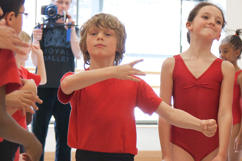 Student from Chance to Dance outreach programme to join The Royal Ballet School
