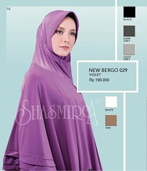 New Arrival!!!  CHARMER OBSERFASHION ☝Hijab Collections Limited Stock  NEW BERGO 029 Material : Spandex Sutra Colour    : Violet. Black. Dark Grey. Light Grey. White. Tan.  Price       : IDR 199k  Be Smart... Be Attractive... Be Trendy... and... Be Beaut (firaya_azzahra) Tags: gamis busanamuslim shawl shasmirapalembang newcatalogue kerudungsyari veil newcollections shasmira bajumuslim hijab tunik vest jilbabpraktis jilbab kerudungpraktis kerudung hijabers longdres trendywear moslemwear newproduct tudung dress newarrival jilbabspandex