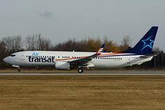 C-GTQX (Air Transat - Smartwings-cs) (Steelhead 2010) Tags: airtransat smartwings boeing b737 b737800 creg cgtqx