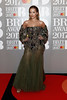 Rita Ora attends The BRIT Awards 2017 at The O2 Arena on February 22, 2017 in London, England. (Photo by John Phillips/Getty Images)