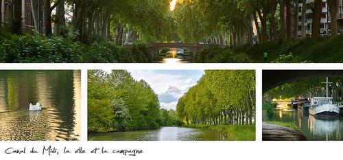 21,5x10cm // Réf : 10031301 // Canal du Midi