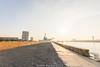 Quai Southamptom: l'interface entre le port et la ville