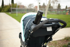 cup holder in baby stroller at the park (yourbestdigs) Tags: water bottle travel mug coffee thermos hot drink drinks beverage bottles mugs office leak stainless steel insulated warm liquid food lid lids tea hydration morning breakfast drinking exercising