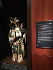 "Circle of Dance: ""Men's Northern Traditional Dance"" (alexandergaynes) Tags: smithsonian nationalmuseumoftheamericanindian nmai manhattan bowlinggreen nativeamerican newyorkcity nyc photos circle dance insidethemuseum circleofdance mens northern traditional unseen ny"