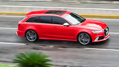 RS6 Avant @ Washington Soares (LeoMuse747) Tags: audi rs6 rs avant red wagon station save the wagons panning motion blur photo photography leomuse747 nikon d5100 nikkor 70300mm vr lens camera washington soares washingtonsoares panned speed german auto automotive automobile autobahn car asphalt exotic supercar engine motorsport