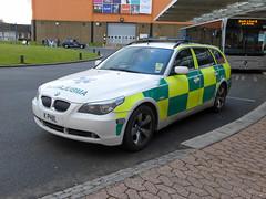 K PHIL (Emergency_Vehicles) Tags: k phil bmw ambulanc nationalexhibitioncentre nec birmingham